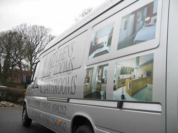Stan Fogg & Son Vehicle Graphics & Livery
